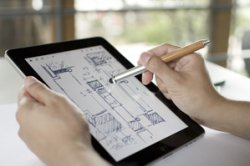 Integrated Stylus-Nib, Eco-Essentials will move easily between paper & e-paper.