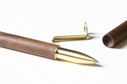 Each pen offers a full-set accessories (pen clip, stylus tip, & one roller ball refill).
