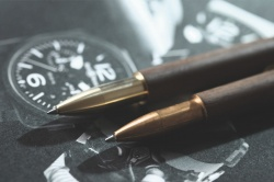 Unfinished brass will age gracefully, make your pen a naturally ageing mark.